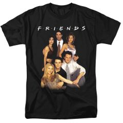 """Friends Tv Show """"Stand Together"""" Adult T-shirt"""