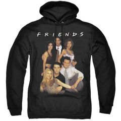 """Friends Tv Show """"Stand Together"""" Adult Hoodie Sweatshirt"""