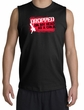 Funny Shooter Shirt - Dropped On My Head As A Child Black Muscle Shirt