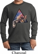 Galactic Cat Kids Long Sleeve Shirt