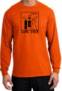 Game Over Ceremony Long Sleeve T-Shirts