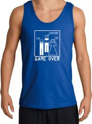 Game Over Ceremony Tank Tops