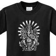 Ganesha Kids Yoga Shirts