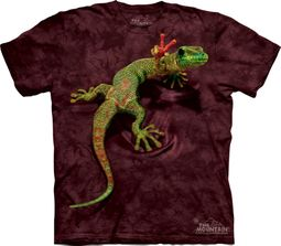 Gecko Kids Shirt Tie Dye Lizard Peace Out T-shirt Tee Youth