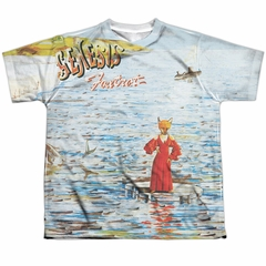 Genesis Shirt Foxtrot Cover Sublimation Youth T-Shirt Front/Back Print