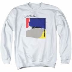 Genesis Sweatshirt Abacab Adult White Sweat Shirt