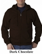 Gildan Full Zip Hoodie Sweatshirt Heavy Blend Hoody Hooded Sweat Shirt