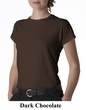 Gildan Ladies Shirt Softstyle Cotton T-shirt Tee