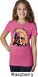 Girls Funny Shirt Albert Einstein Tee T-Shirt