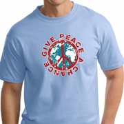 Give Peace a Chance Mens Shirts