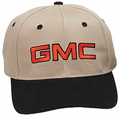 GMC Hat - General Motors Company Fine Embroidered Logo Cap