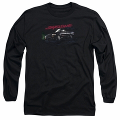 GMC Long Sleeve Shirt Syclone Black Tee T-Shirt