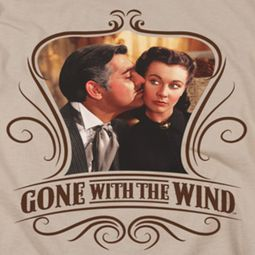 Gone With The Wind Kissed Shirts