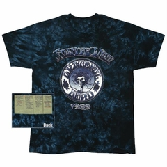 Grateful Dead Shirt Tie Dye Fillmore West 1969 Tee T-Shirt