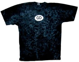 Grateful Dead T-shirt Tie Dye Athletic GD Tee Shirt