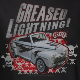 Grease Greased Lightening Shirts