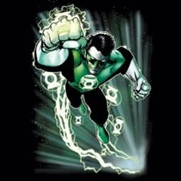 Green Lantern Juniors T-shirts
