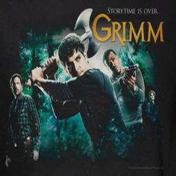 Grimm Storytime Is Over Shirts