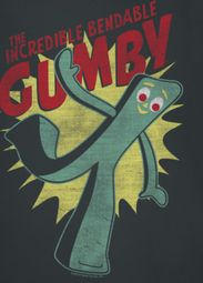 Gumby Bendable Shirts