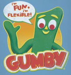 Gumby Flexible Shirts