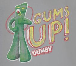 Gumby Gums Up Shirts