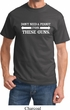 Guns Permit Shirt