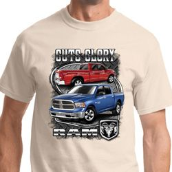Guts Glory Ram Trucks Mens Dodge Shirts
