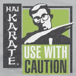 Hai Karate Caution Shirts