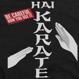 Hai Karate Cologne Shirts