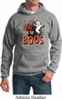 Halloween I'm Here for the Boos Hoodie