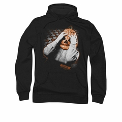 Halloween III Hoodie Sweatshirt Pumpkin Mask Black Adult Hoody Sweat Shirt