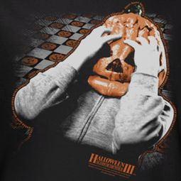 Halloween III Pumpkin Mask Shirts