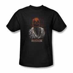 Halloween III Shirt H3 Scientist Adult Black Tee T-Shirt
