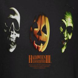 Halloween III Three Masks Shirts