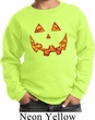 Halloween Jack O Lantern Skull Kids Sweat Shirt