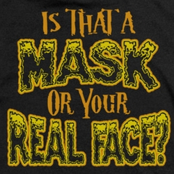 Halloween Mask Shirts
