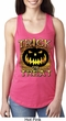 Halloween Trick or Treat Ladies Ideal Tank Top