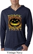 Halloween Trick or Treat Lightweight Hoodie Shirt