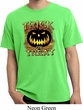 Halloween Trick or Treat Pigment Dyed Shirt