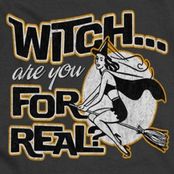 Halloween Witch Shirts