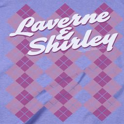 Happy Days Laverne And Shirley Shirts