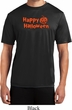 Happy Halloween with Pumpkin Dry Wicking T-shirt