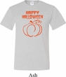 Happy Halloween with Pumpkin Sketch Tall T-shirt