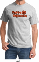 Happy Halloween with Pumpkin T-shirt