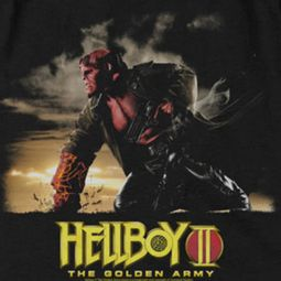 Hellboy II The Golden Army Poster Art Shirts