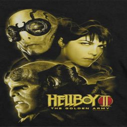 Hellboy II The Golden Army Ungodly Creatures Shirts