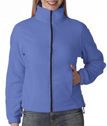 High Quality Ladies' Iceberg Fleece Full Zip Jacket