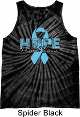 Hope Prostate Cancer Tie Dye Tank Top