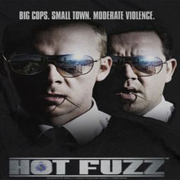 Hot Fuzz Big Cops Shirts