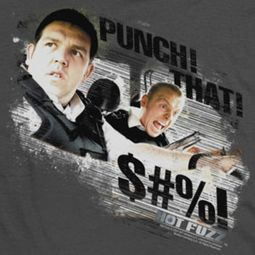 Hot Fuzz Punch Shirts